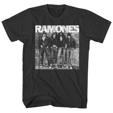 Ramones T-Shirt | Debut Album Art Ramones Shirt