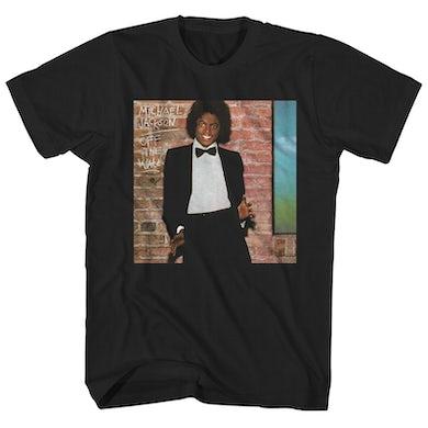 Michael Jackson T-Shirt   Off The Wall Album Art Michael Jackson Shirt