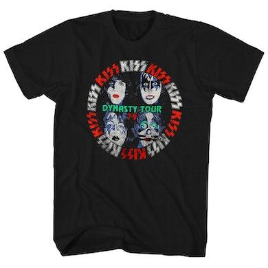 Dynasty Tour '79 Shirt (Reissue)