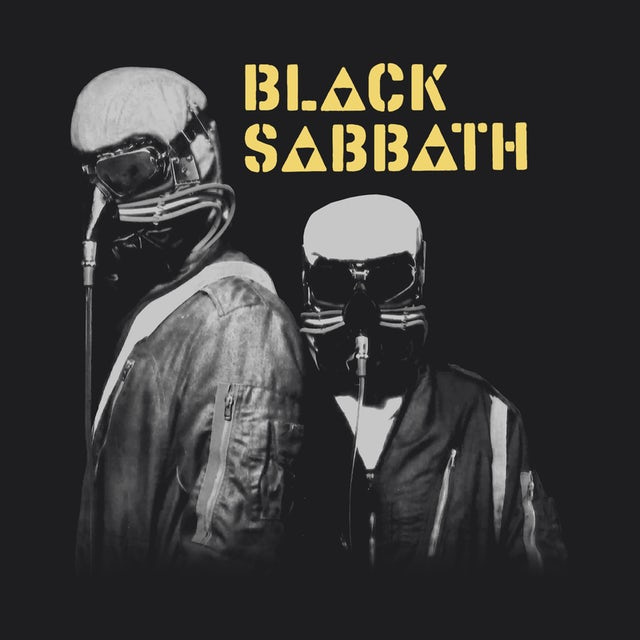 Black Sabbath T-Shirt   Never Say Die Black Sabbath Shirt