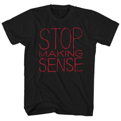 Talking Heads T-Shirt | Stop Making Sense Art Talking Heads Shirt