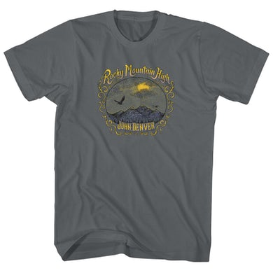 John Denver T-Shirt | Rocky Mountain High Shirt