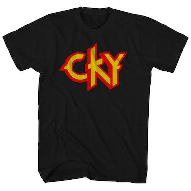 T-Shirt | Official Logo CKY Shirt