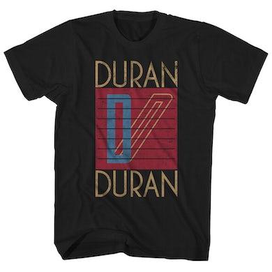 Duran Duran T-Shirt | Official Logo Duran Duran Shirt