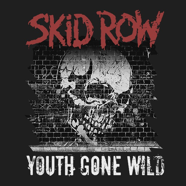 Skid Row T-Shirt | Youth Gone Wild Skid Row Shirt