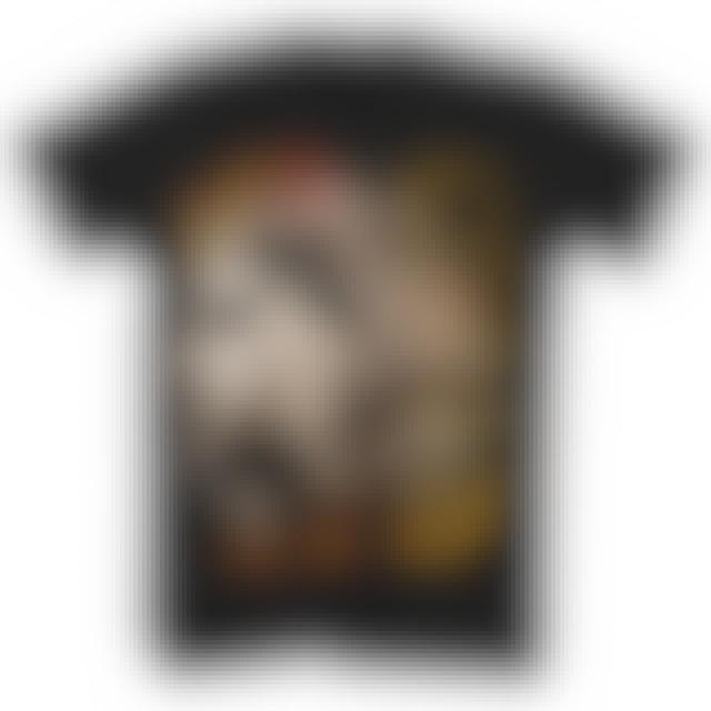 Nirvana T-Shirt   Kurt Cobain Profile Nirvana Shirt