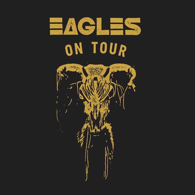Eagles T-Shirt   On Tour The Eagles Shirt