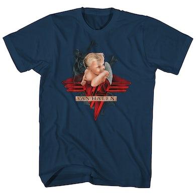 Van Halen T-Shirt | 1984 Poster Art Album Cover Van Halen Shirt
