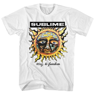 40 Oz. To Freedom Sun Shirt