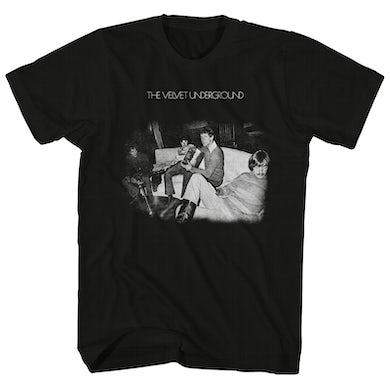The Velvet Underground T-Shirt | Studio Session The Velvet Underground Shirt