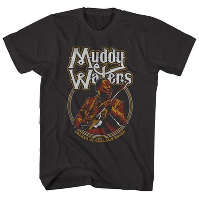 T-Shirt | Father Of Chicago Blues Muddy Waters Shirt