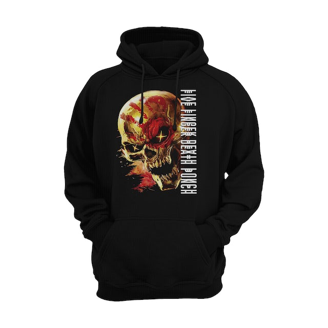 Five Finger Death Punch Hoodie | Justice For None Five Finger Death Punch Hoodie
