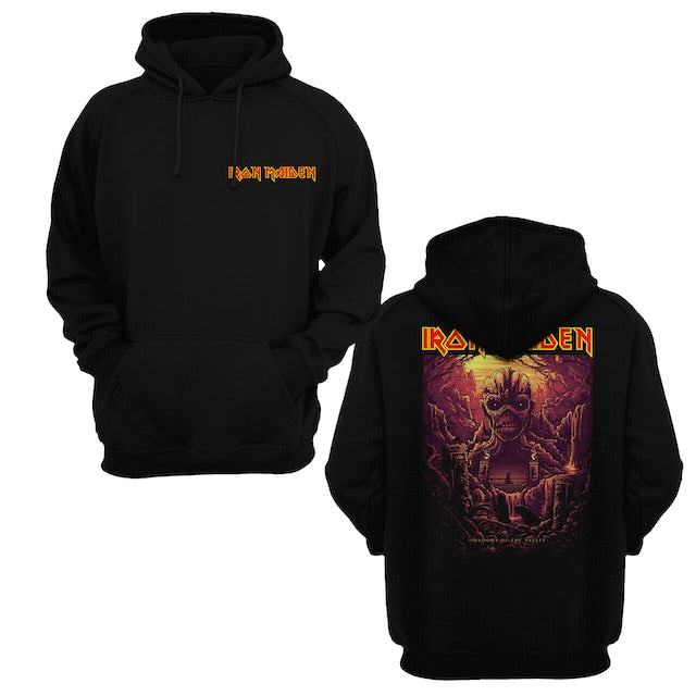 Iron Maiden Hoodie | Shadows Of The Valley Iron Maiden Hoodie