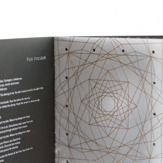 Tool CD | Fear Inoculum Deluxe Limited Edition Tool CD w/ HD Screen Video Player