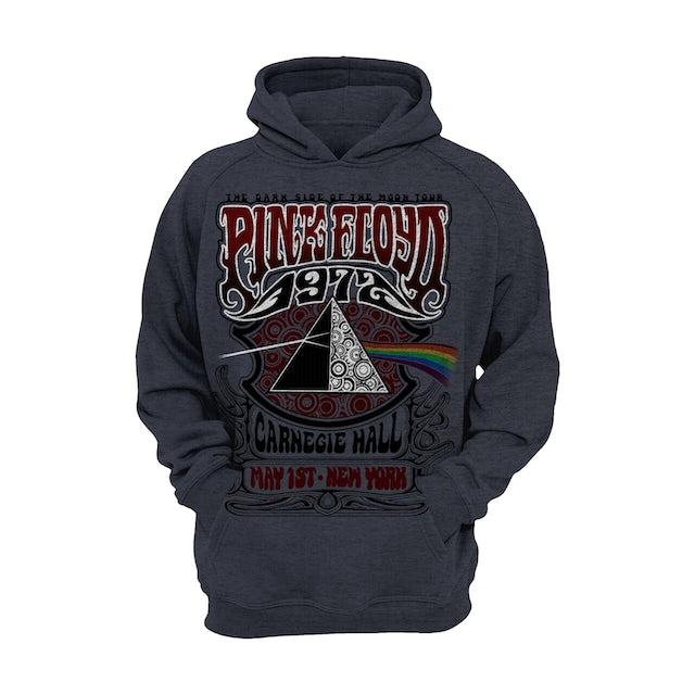 Pink Floyd Hoodie | Carnegie Hall Concert Pink Floyd Hoodie
