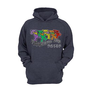 Grateful Dead Hoodie | Trippy Bears Grateful Dead Hoodie