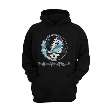 Grateful Dead Hoodie | Steal Your Sky Space Grateful Dead Hoodie