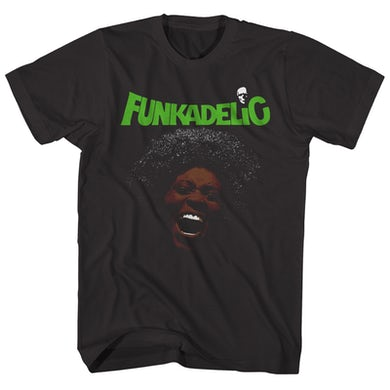 Funkadelic T-Shirt | Maggot Brain Album Art Funkadelic Shirt