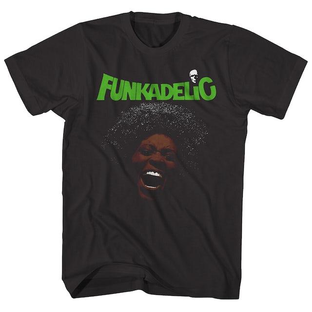 Funkadelic T-Shirt | Maggot Brain Album Art Funkadelic Shirt