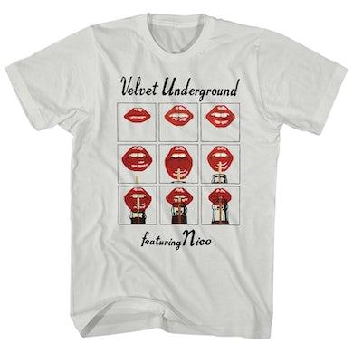 The Velvet Underground T-Shirt | featuring Nico Velvet Underground Shirt