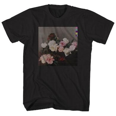 New Order T-Shirt | Power Corruption & Lies Album Art New Order Shirt