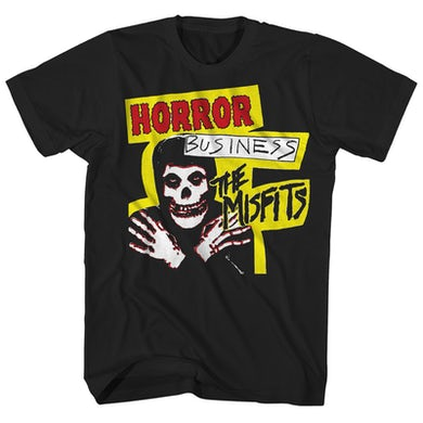 T-Shirt | Horror Business The Misfits Shirt
