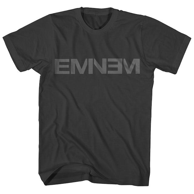 Eminem T-Shirt | Official Logo Eminem Shirt
