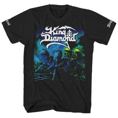 King Diamond T-Shirt | Abigail Album Art King Diamond Shirt