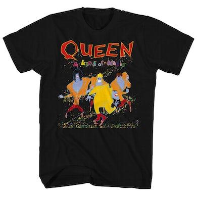 Queen T-Shirt | A Kind Of Magic Queen Shirt