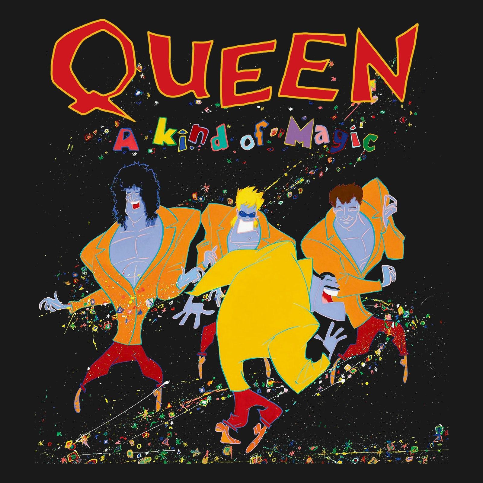 Queen Girls A Kind Of Magic T-Shirt