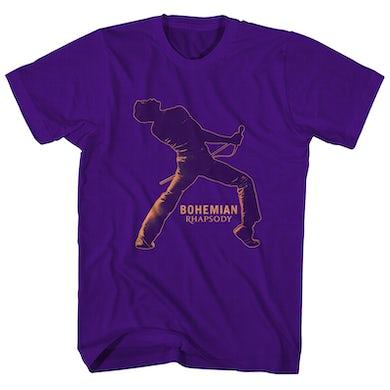 Queen T-Shirt | Fortune Favours The Bold Queen Shirt