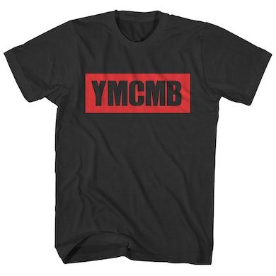Red Box Logo YMCMB Shirt