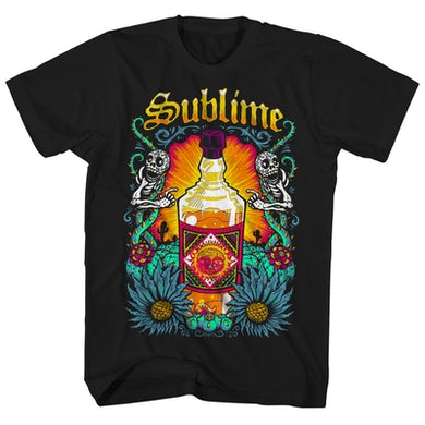 Radiant Sun Bottle Shirt