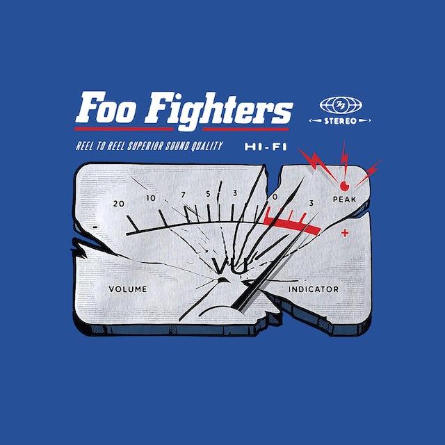 Foo Fighters T-Shirt   Reel To Reel Foo Fighters Shirt