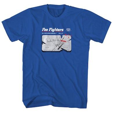 Foo Fighters T-Shirt | Reel To Reel Foo Fighters Shirt