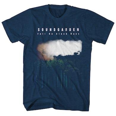 Soundgarden T-Shirt   Fell On Black Days Soundgarden Shirt