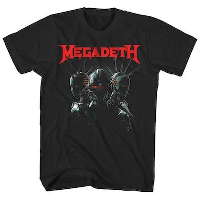 Megadeth T-Shirt   Dystopia Megadeth Shirt