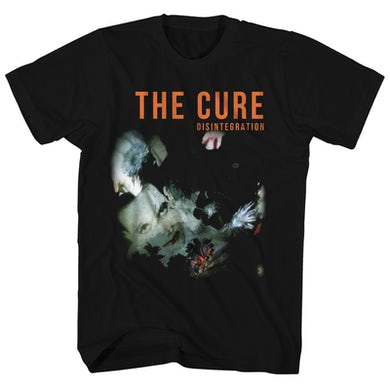 The Cure T-Shirt | Disintegration Album Art The Cure Shirt