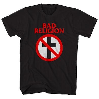 Bad Religion T-Shirt | Official Logo Bad Religion Shirt
