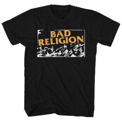 Bad Religion T-Shirt | The President Says Bad Religion Shirt