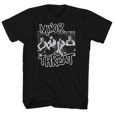 T-Shirt | Xerox Group Photo Minor Threat Shirt
