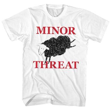 Minor Threat T-Shirt | Black Sheep Minor Threat Shirt