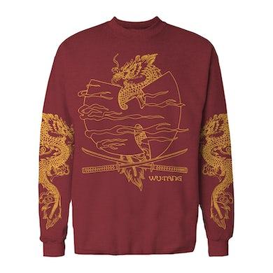 Katana & Dragons Long Sleeve Shirt