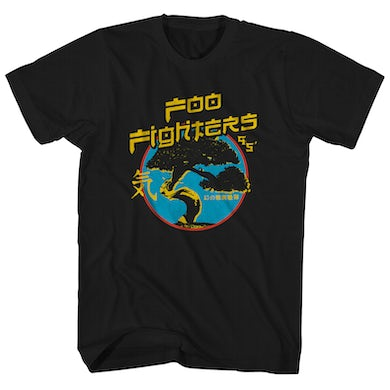 Foo Fighters T-Shirt | Bonsai Tree Foo Fighters Shirt