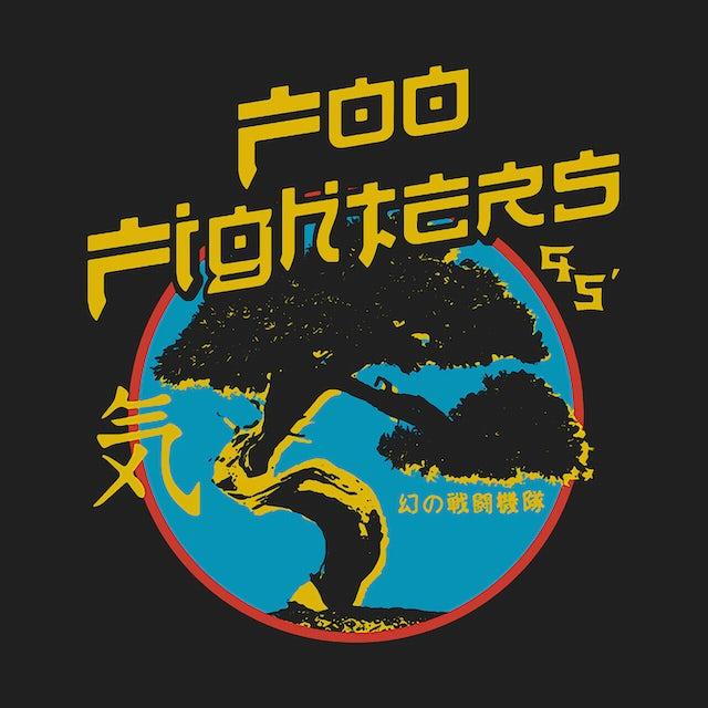 Foo Fighters T-Shirt   Bonsai Tree Foo Fighters Shirt