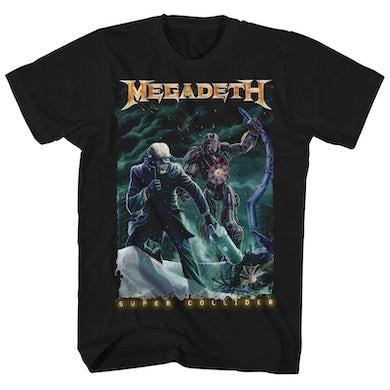 Megadeth T-Shirt | Super Collider Megadeth Shirt