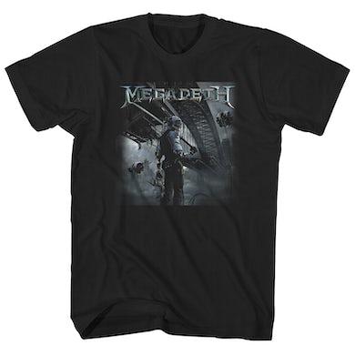 Megadeth T-Shirt | Dystopia Album Art Megadeth Shirt