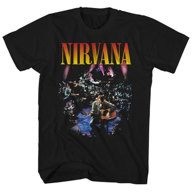 Nirvana T-Shirt | MTV Unplugged Album Art Nirvana Shirt (Reissue)