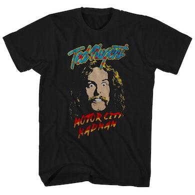 Motor City Madman Shirt