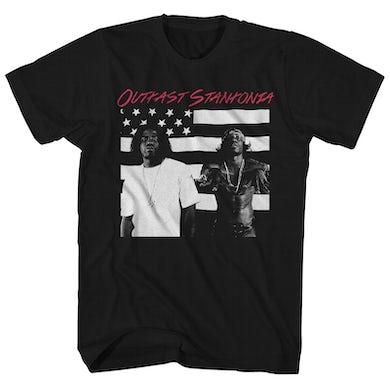 Outkast T-Shirt | Stankonia Album Art Outkast Shirt